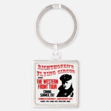Richthofen's Flying Circus Square Keychain