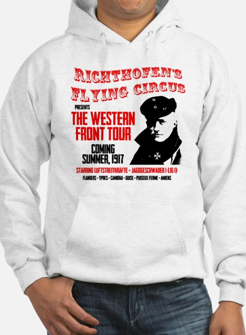 Richthofen's Flying Circus Hoodie