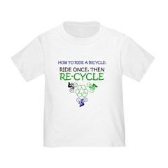 Bicycle Recycle T
