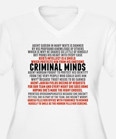 Criminal Minds Te T-Shirt