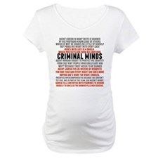Criminal Minds Team Shirt