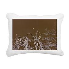 Funny Flint Rectangular Canvas Pillow