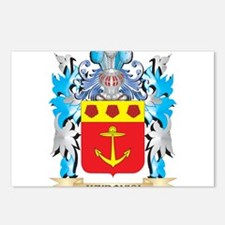 Meirovici Coat of Arms - Postcards (Package of 8)