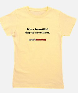 It's a beautiful day Girl's Tee
