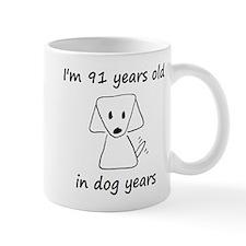 13 dog years 6 Mugs
