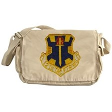 12TH TACTICAL FIGHTER WING Messenger Bag