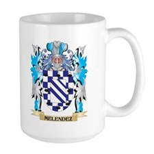 Melendez Coat of Arms - Family Crest Mugs