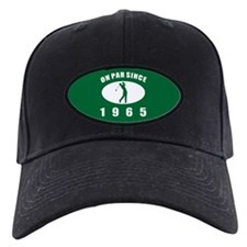 1965 Golfer's Birthday Baseball Hat