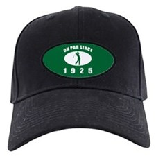 1925 Golfer's Birthday Baseball Hat