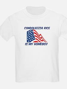 CONDOLEEZZA RICE is my homebo T-Shirt