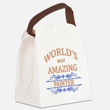 Painter Canvas Lunch Bag