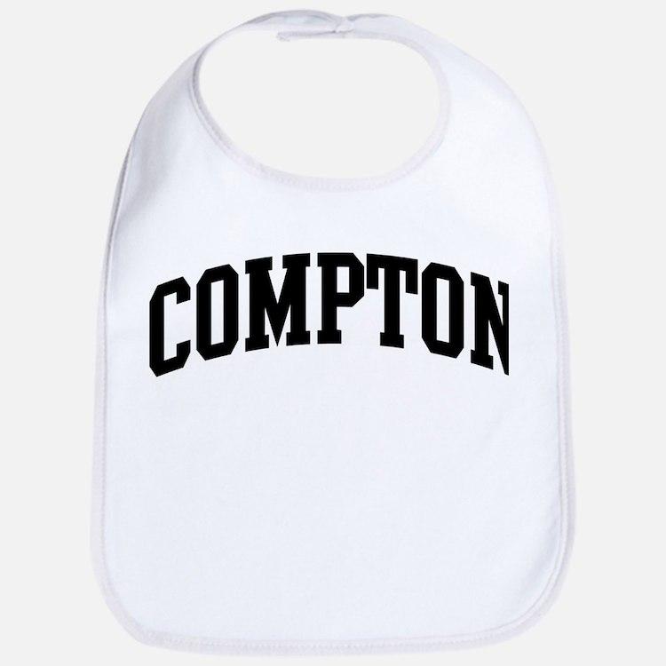 COMPTON (curve-black) Bib