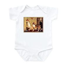 Sheltie Infant Bodysuit