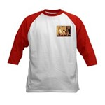 Sheltie Kids Baseball Jersey