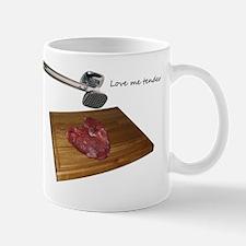 Valentines- Love me Tender Mug