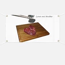 Valentines- Love me Tender Banner