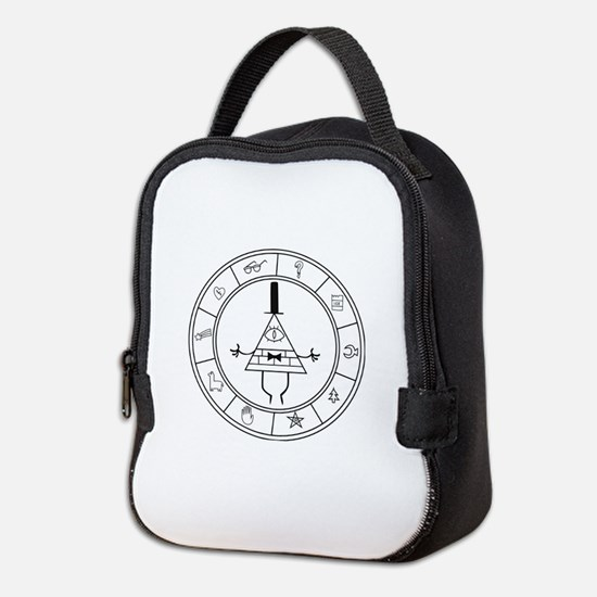 Unique Children Neoprene Lunch Bag