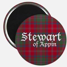Tartan - Stewart of Appin Magnet