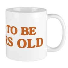 Proud to be 17 Years Old Small Mug