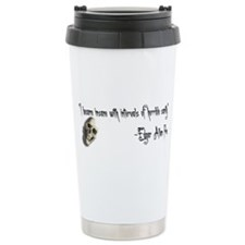 Cool Gothic Travel Mug