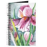 Iris Journals & Spiral Notebooks