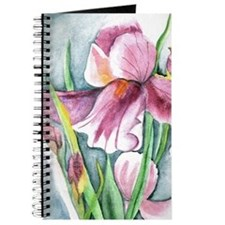 Purple Iris Journal