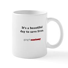 It's a beautiful day Mugs