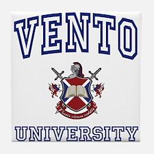 VENTO University Tile Coaster