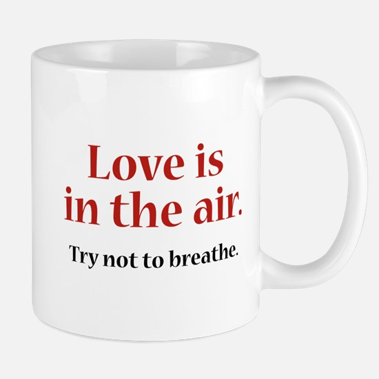Love Is In The Air Mug