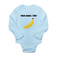 Custom Yellow Banana Body Suit