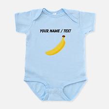 Custom Yellow Banana Body Suit