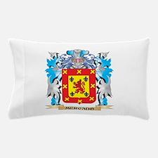 Mercado Coat of Arms - Family Crest Pillow Case