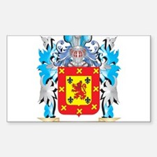 Mercado Coat of Arms - Family Crest Decal