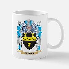 Mercer Coat of Arms - Family Crest Mugs