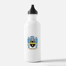 Mercer Coat of Arms - Water Bottle