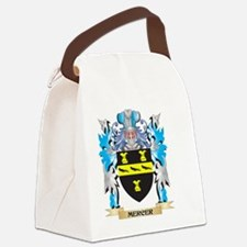 Mercer Coat of Arms - Family Cres Canvas Lunch Bag