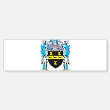 Mercer Coat of Arms - Family Crest Bumper Bumper Bumper Sticker