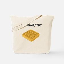 Custom Waffle Tote Bag
