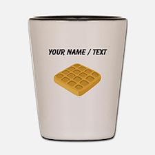 Custom Waffle Shot Glass