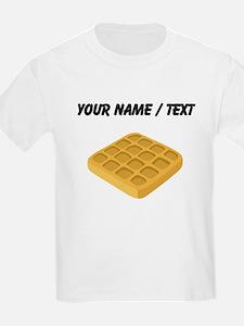 Custom Waffle T-Shirt