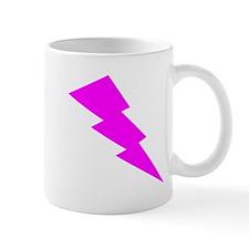 Pink Lightning Mugs