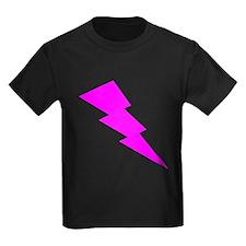 Pink Lightning T-Shirt