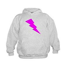 Pink Lightning Hoodie