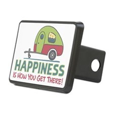 Happiness is How You Get T Hitch Cover
