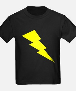 Yellow Lightning T-Shirt