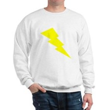 Yellow Lightning Sweatshirt