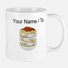 Custom Bowls Of Pasta Mugs