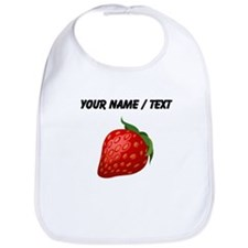 Custom Strawberry Bib