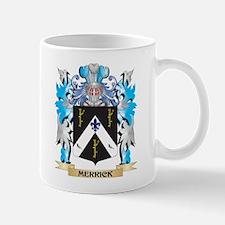 Merrick Coat of Arms - Family Crest Mugs