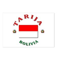 Tarija Postcards (Package of 8)